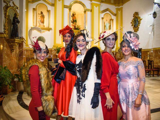 La boda de Paco y Ana en Alhaurin De La Torre, Málaga 82