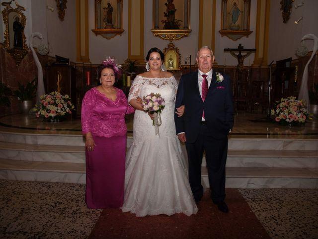 La boda de Paco y Ana en Alhaurin De La Torre, Málaga 84