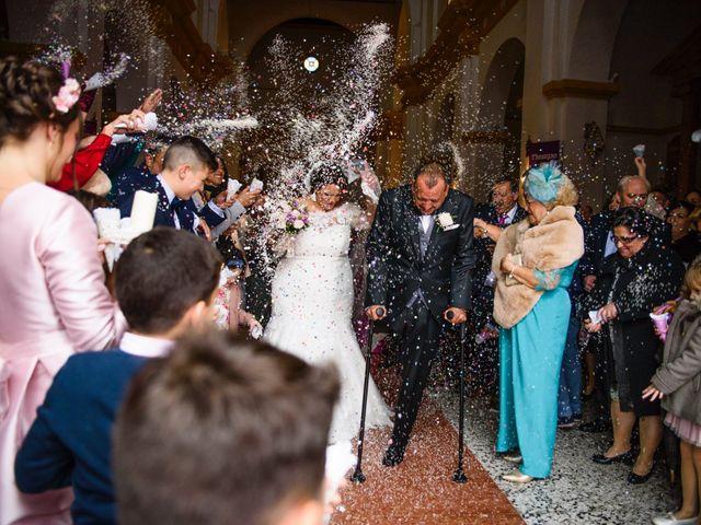 La boda de Paco y Ana en Alhaurin De La Torre, Málaga 85