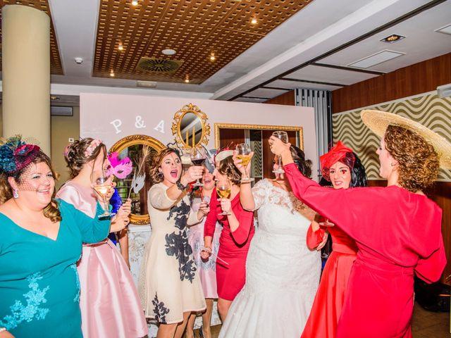 La boda de Paco y Ana en Alhaurin De La Torre, Málaga 88