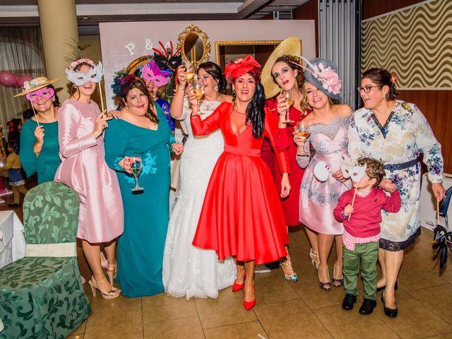 La boda de Paco y Ana en Alhaurin De La Torre, Málaga 90