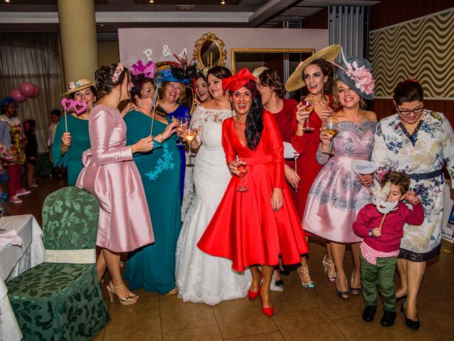 La boda de Paco y Ana en Alhaurin De La Torre, Málaga 91