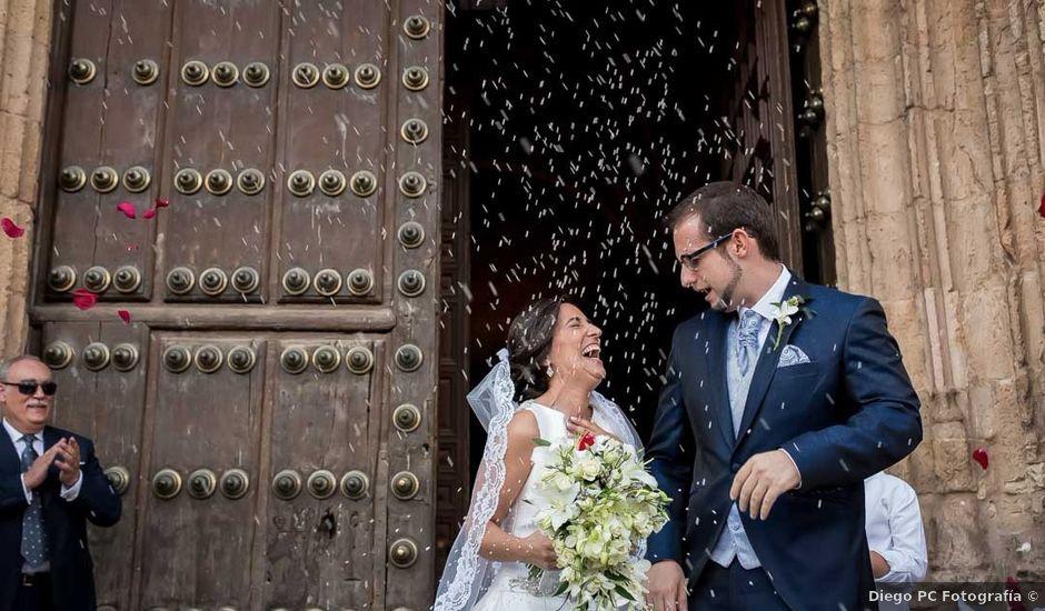 La boda de Alberto y Rocío en Valdepeñas, Ciudad Real