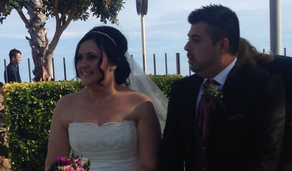 La boda de Jony y Esther en Cambrils, Tarragona