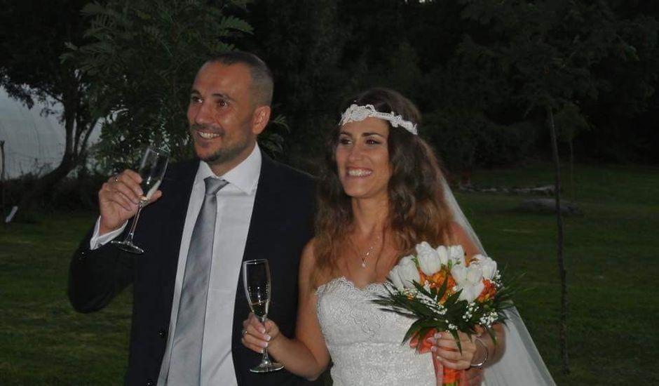 La boda de Richi y Ana en Navaluenga, Ávila