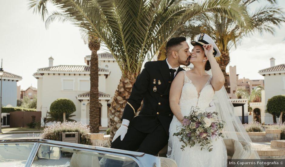 La boda de Sergio y Marina en Torre Pacheco, Murcia