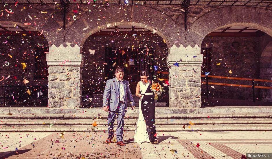 La boda de Laiane y Gorka en Loiu, Vizcaya