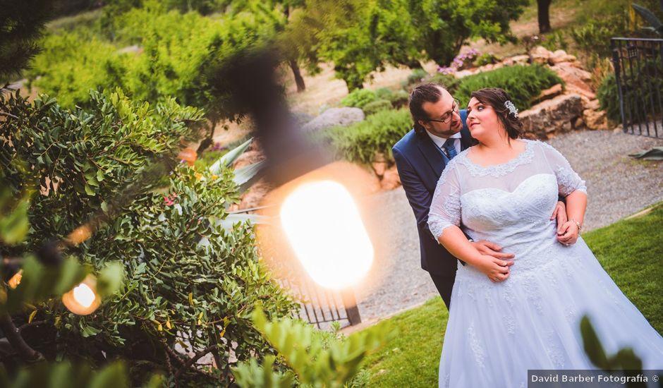 La boda de Nahúm y Cristina en Segorbe, Castellón