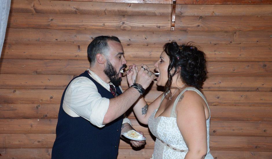 La boda de Rayco y Natalia en Aguimes, Las Palmas