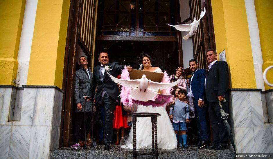 La boda de Paco y Ana en Alhaurin De La Torre, Málaga