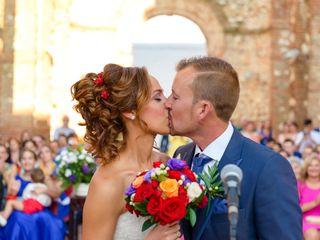 La boda de Noelia y Cristian