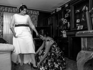 La boda de Rocio Ramirez  y Fernando Segura 2