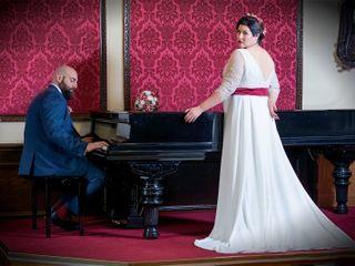 La boda de Rocio Ramirez  y Fernando Segura 3
