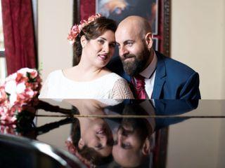 La boda de Rocio Ramirez  y Fernando Segura