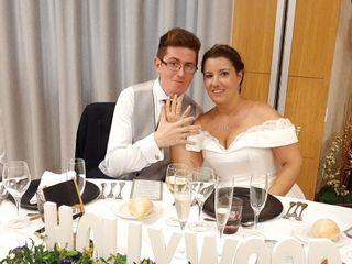 La boda de Sandra y Luismy
