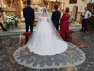 La boda de Sandra y Luismy 3