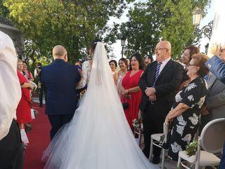 La boda de Maria y Gerard 1