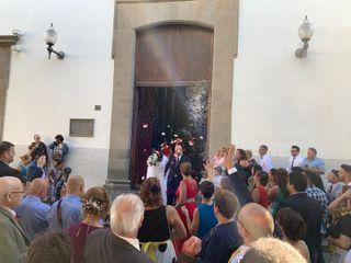 La boda de Carol y Ramon