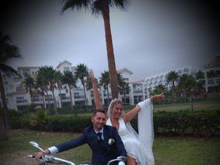 La boda de Evelyn  y Luis 2