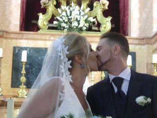 La boda de Evelyn  y Luis