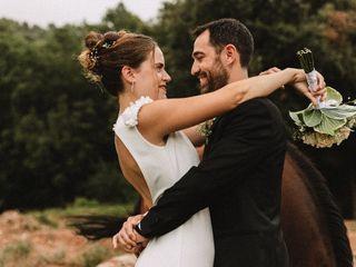 La boda de Marina y Raül 1