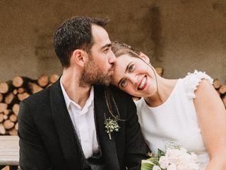 La boda de Marina y Raül 2