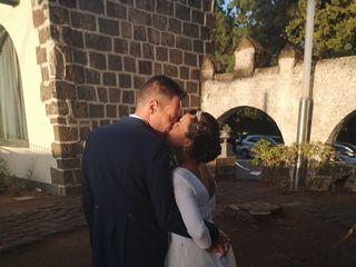 La boda de Nayra y Iván  2