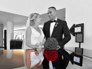 La boda de Cosmin y Estela