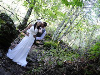 La boda de Fernando y Beatriz