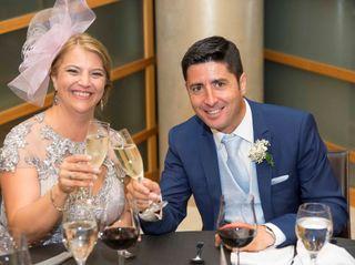 La boda de Beatriz y Miguel Ángel