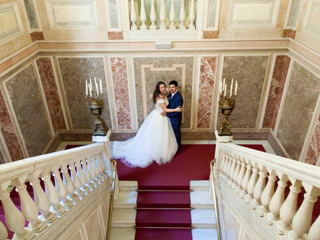 La boda de Inma y Adrian