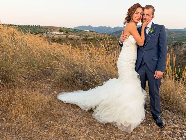La boda de Cristian y Noelia en Alhama De Granada, Granada 3