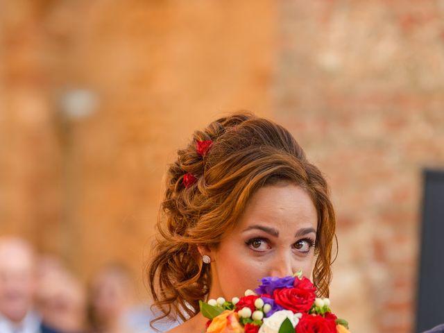 La boda de Cristian y Noelia en Alhama De Granada, Granada 12
