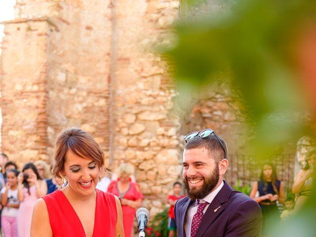 La boda de Cristian y Noelia en Alhama De Granada, Granada 13
