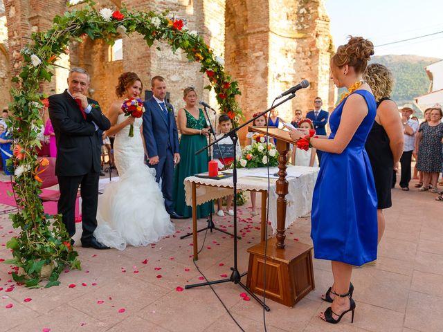 La boda de Cristian y Noelia en Alhama De Granada, Granada 14