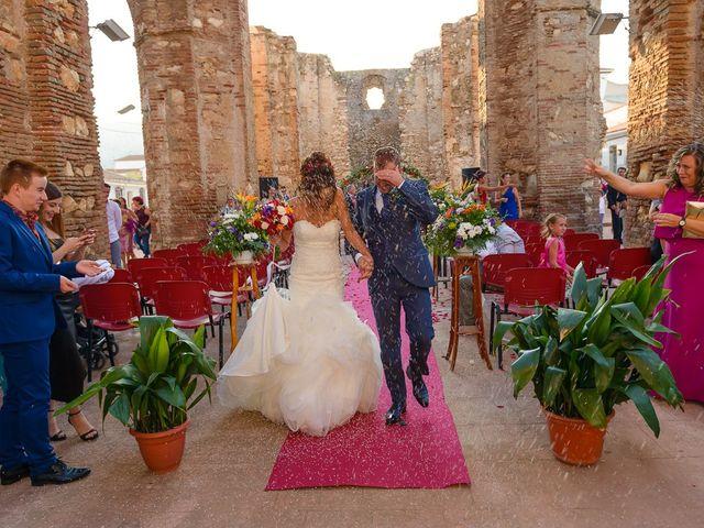 La boda de Cristian y Noelia en Alhama De Granada, Granada 15