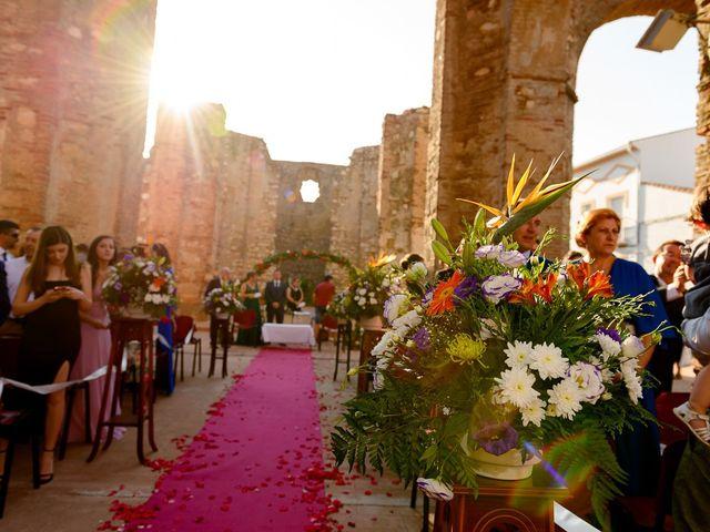 La boda de Cristian y Noelia en Alhama De Granada, Granada 16