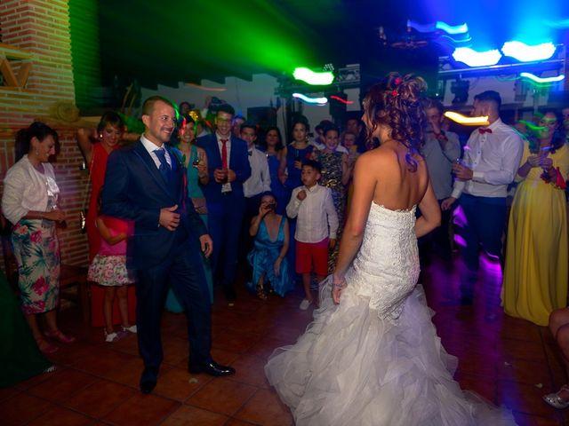 La boda de Cristian y Noelia en Alhama De Granada, Granada 19