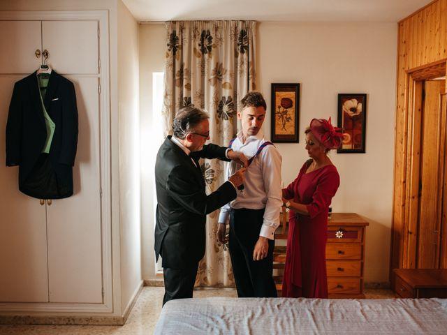 La boda de Sergio y Mari Carmen en Rincon De La Victoria, Málaga 4