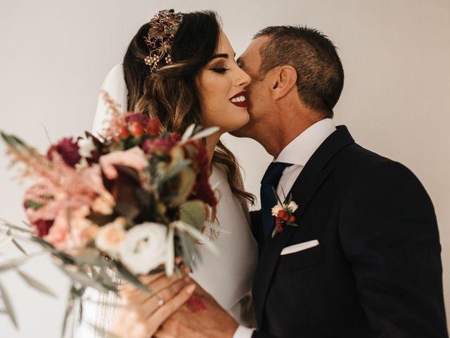 La boda de Sergio y Mari Carmen en Rincon De La Victoria, Málaga 33