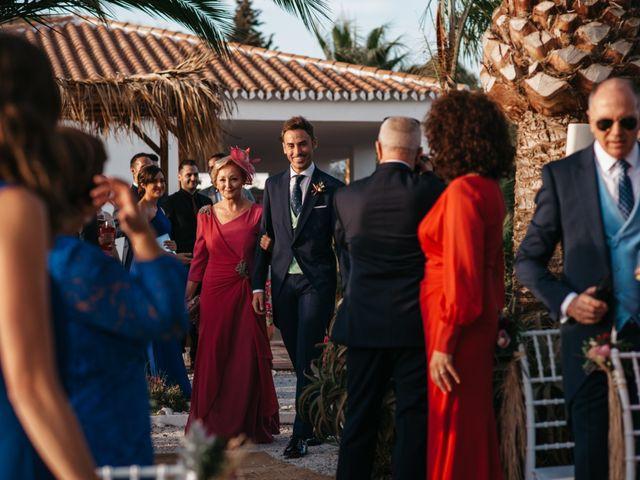La boda de Sergio y Mari Carmen en Rincon De La Victoria, Málaga 36