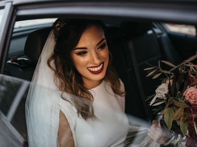 La boda de Sergio y Mari Carmen en Rincon De La Victoria, Málaga 37