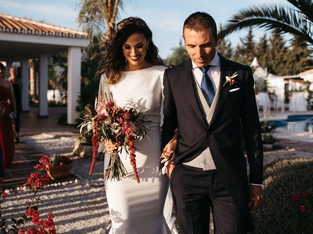 La boda de Sergio y Mari Carmen en Rincon De La Victoria, Málaga 38