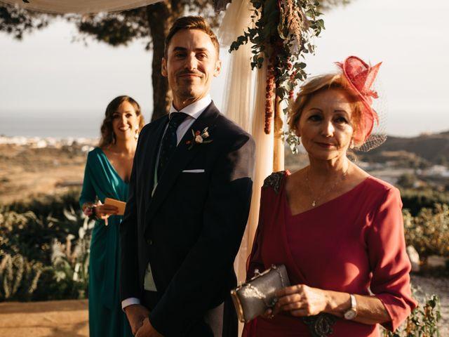 La boda de Sergio y Mari Carmen en Rincon De La Victoria, Málaga 39