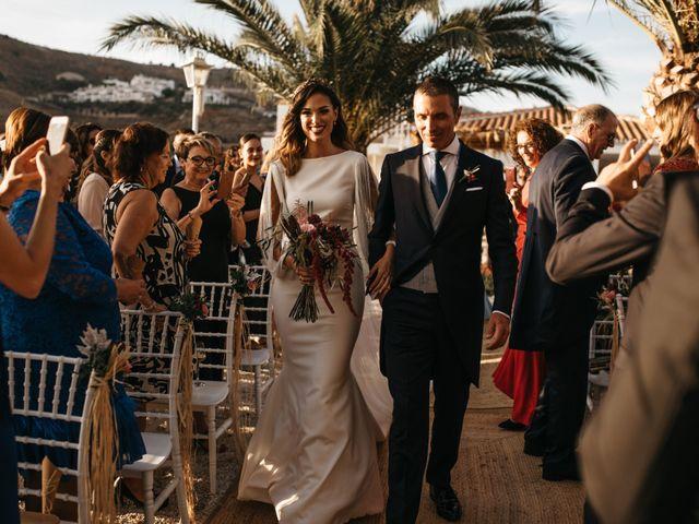 La boda de Sergio y Mari Carmen en Rincon De La Victoria, Málaga 40
