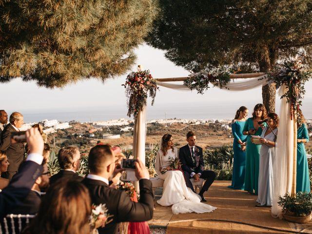 La boda de Sergio y Mari Carmen en Rincon De La Victoria, Málaga 42