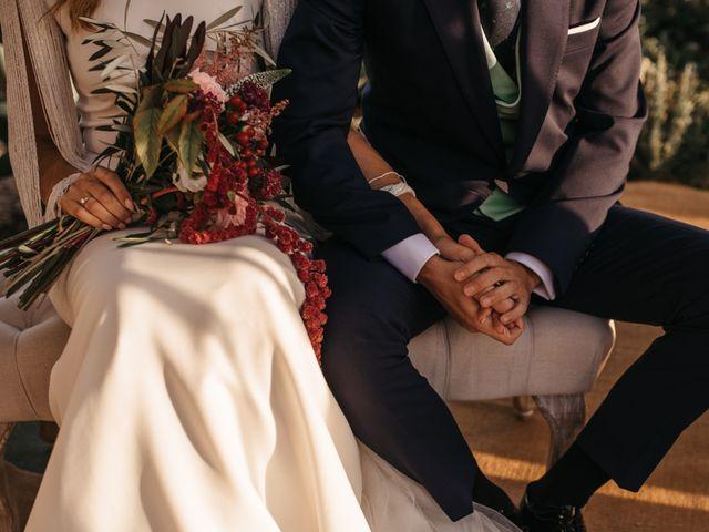 La boda de Sergio y Mari Carmen en Rincon De La Victoria, Málaga 43