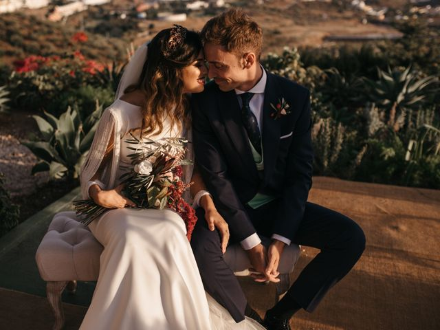 La boda de Sergio y Mari Carmen en Rincon De La Victoria, Málaga 44