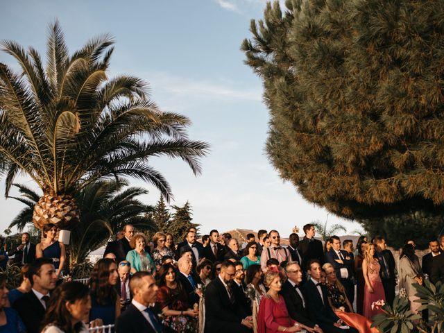 La boda de Sergio y Mari Carmen en Rincon De La Victoria, Málaga 45