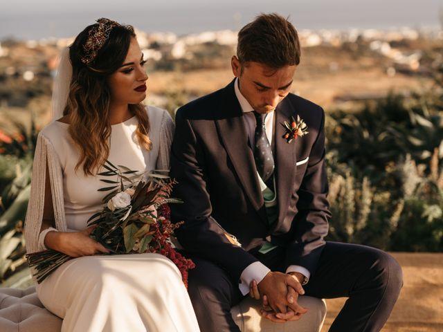 La boda de Sergio y Mari Carmen en Rincon De La Victoria, Málaga 47